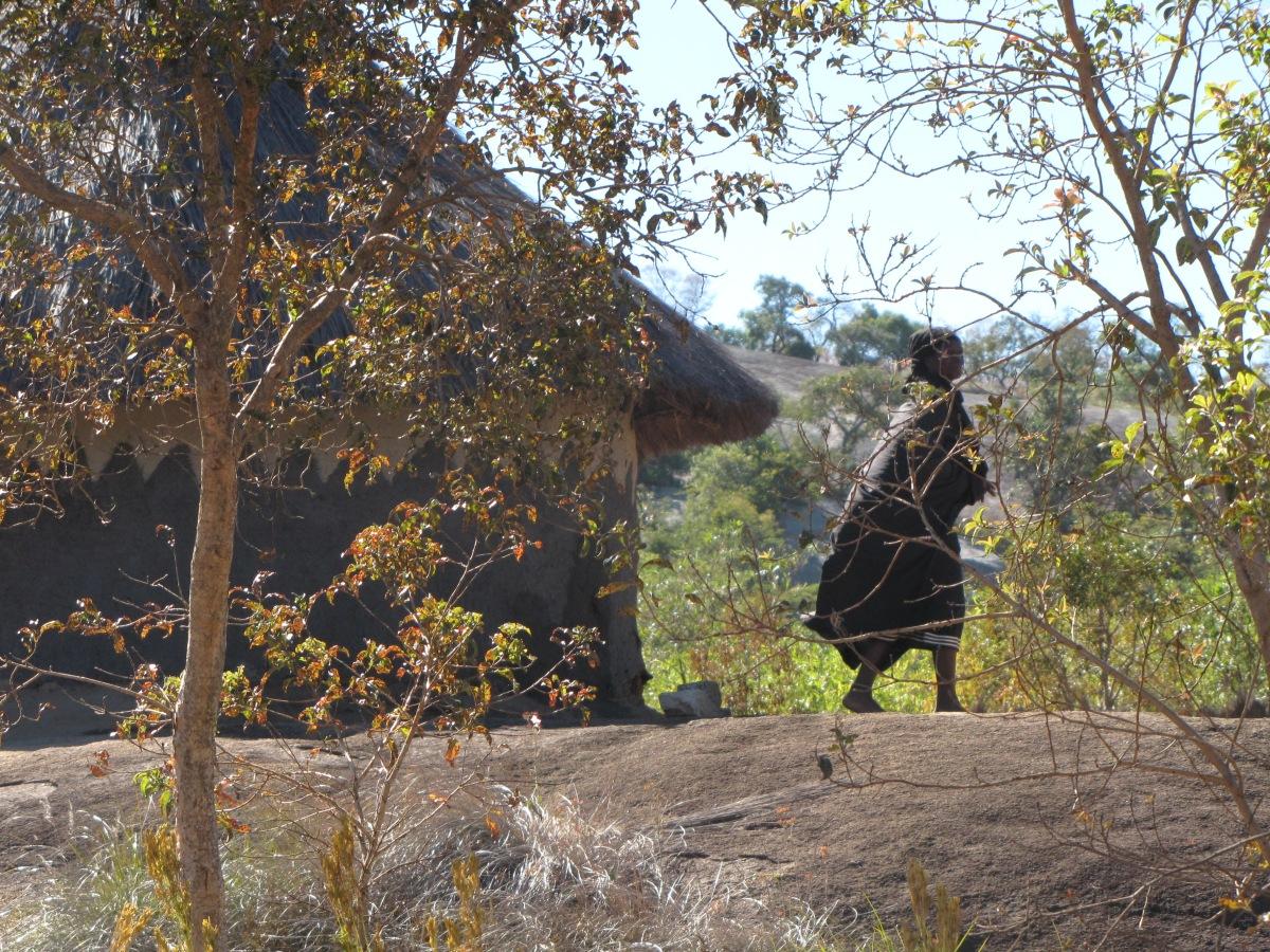 """""""Village Shaman - Zimbabwe"""""""