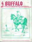 """Buffalo Magazine Cover"""