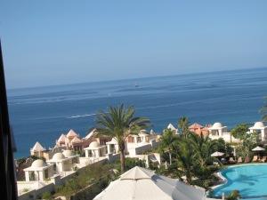 """The Atlantic Ocean from Tenerife"""