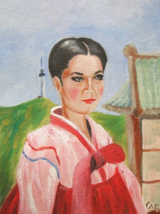 Korean Maiden