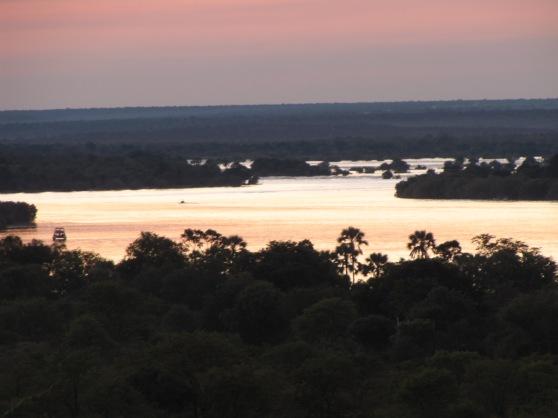 Sunrise on Lake Kariba