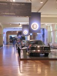 Presidential limos: from Teddy Roosevelt's horse-drawn carriage to Ronald Reagan's armored car. On display at the Henry Ford Museum.