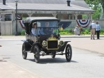 Take a ride in a vintage Ford at Greenfield Village.