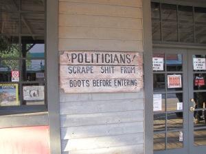 My view of politics.
