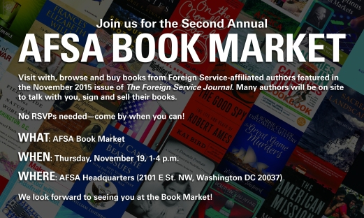 I will have autographed books for sale, as well as custom bookmarks. I'll also be discussing my books. Hope to see all in the DC area there!